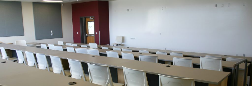 Wine Science Center Classroom