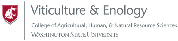Viticulture & Enology, College of Agricultural, Human, and Natural Resource Sciences, WSU