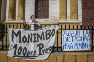 En abril el pueblo indígena de Monimbó volvió a ser un símbolo de resistencia. Foto/ Oscar Navarrete