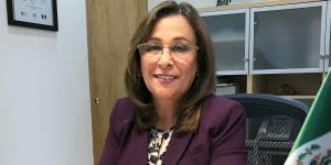 Rocío Nahle García Secretaría de Energía