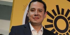 Ángel Clemente Ávila Romero Presidente Nacional del PRD