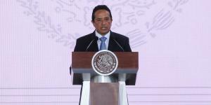 Carlos Joaquín González Gobernador de Quintana Roo