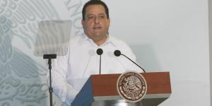 Cuestione   Carlos Mendoza Davis Gobernador de Baja California Sur