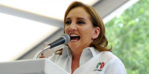 Cuestione | Claudia Ruiz Massieu Salinas Presidenta Nacional del PRI