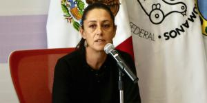 Cuestione | Claudia Sheinbaum Pardo Jefa de Gobierno de CDMX
