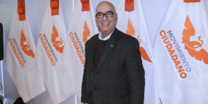 Dante Delgado Ranauro Presidente de Movimiento Ciudadano