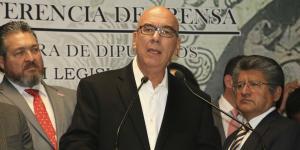 Dante Delgado Ranauro Coordinador en el Senado por MC