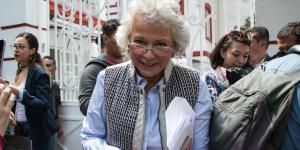 Olga Sánchez Cordero Secretaría de Gobernación