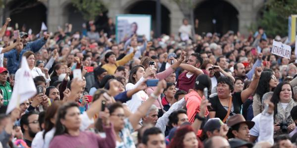 México |  Inseguridad, el talón de Aquiles en la popularidad de AMLO