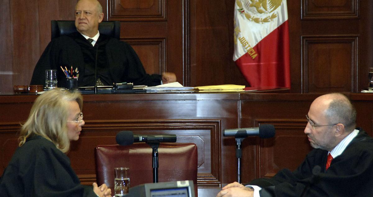 Cuestione   Se Filtró   Lopezobradoristas a la Corte