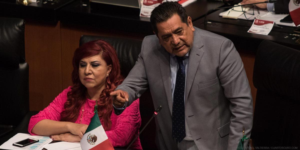 Cuestione   México   Desaparición de poder... ¿qué?