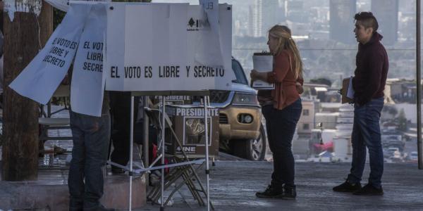 México |  Tras 30 años de gobierno, PAN podría perder Baja California