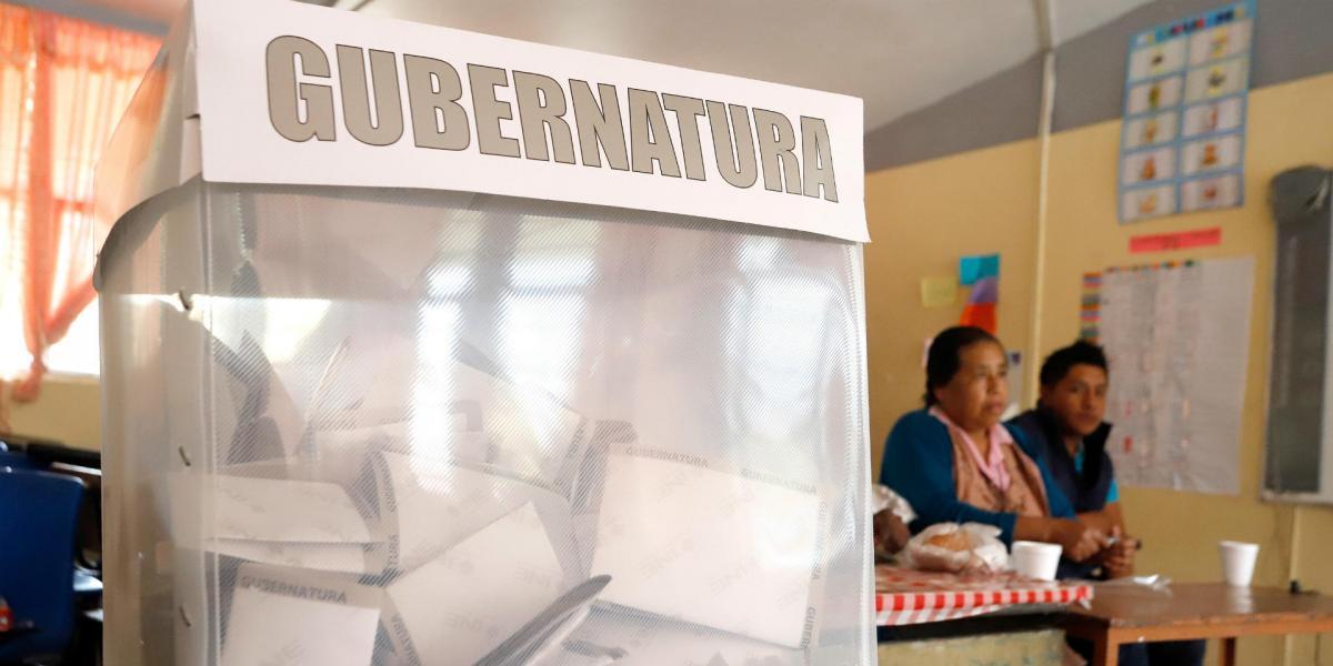 México | La crisis del PRI, PAN y PRD transforma el mapa de México