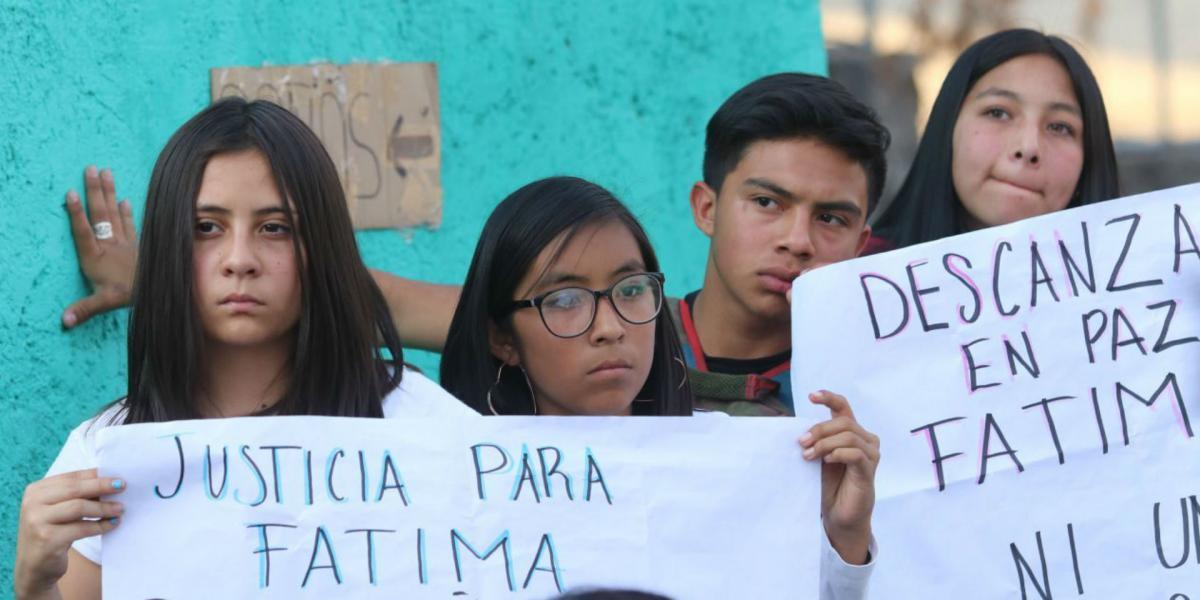 México | Todo esto hicieron mal las autoridades ante el asesinato de la pequeña Fátima