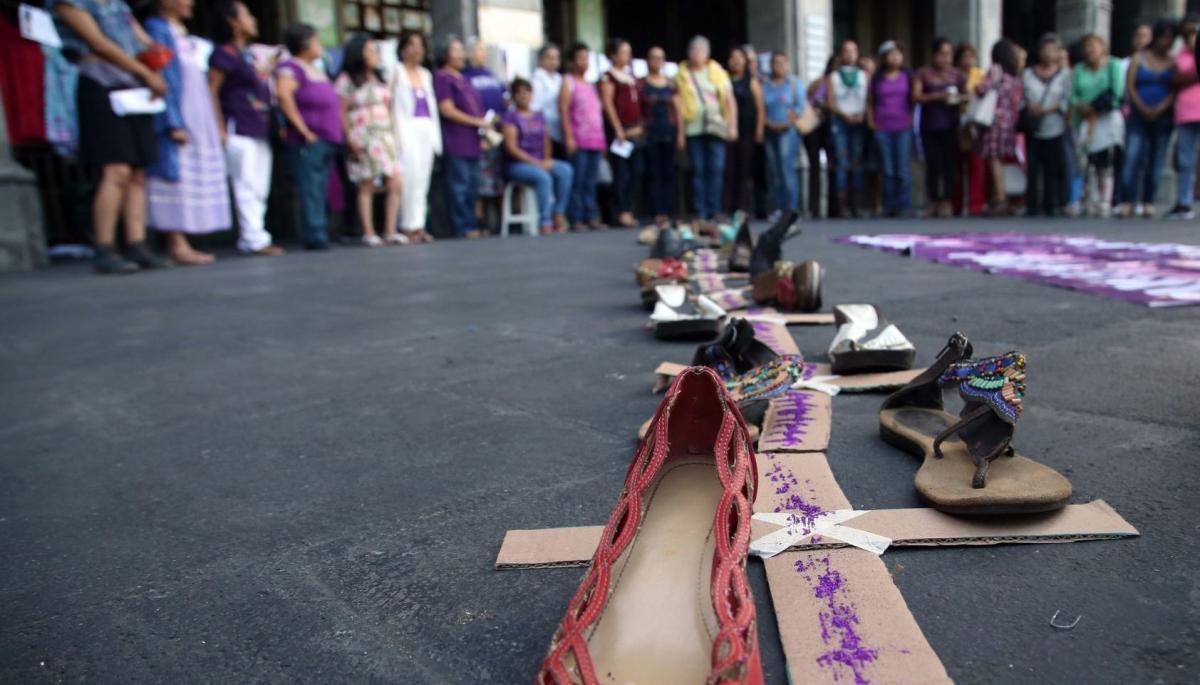México | Violencia armada, la epidemia que ataca a las mujeres