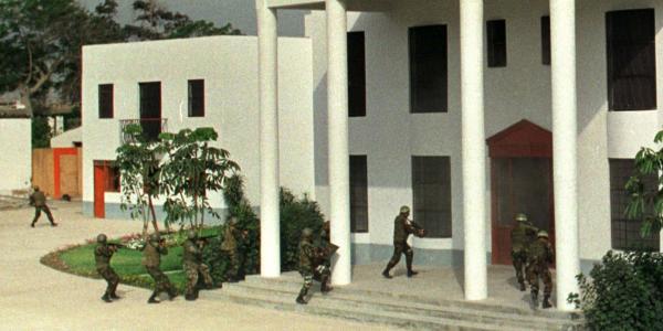Cuestione   Global   126 días de terror en embajada japonesa