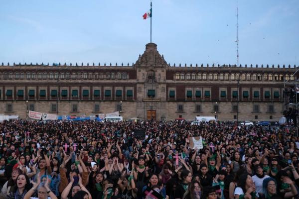 México | 2019: las mujeres se expresaron con fuerza en las calles y las redes sociales