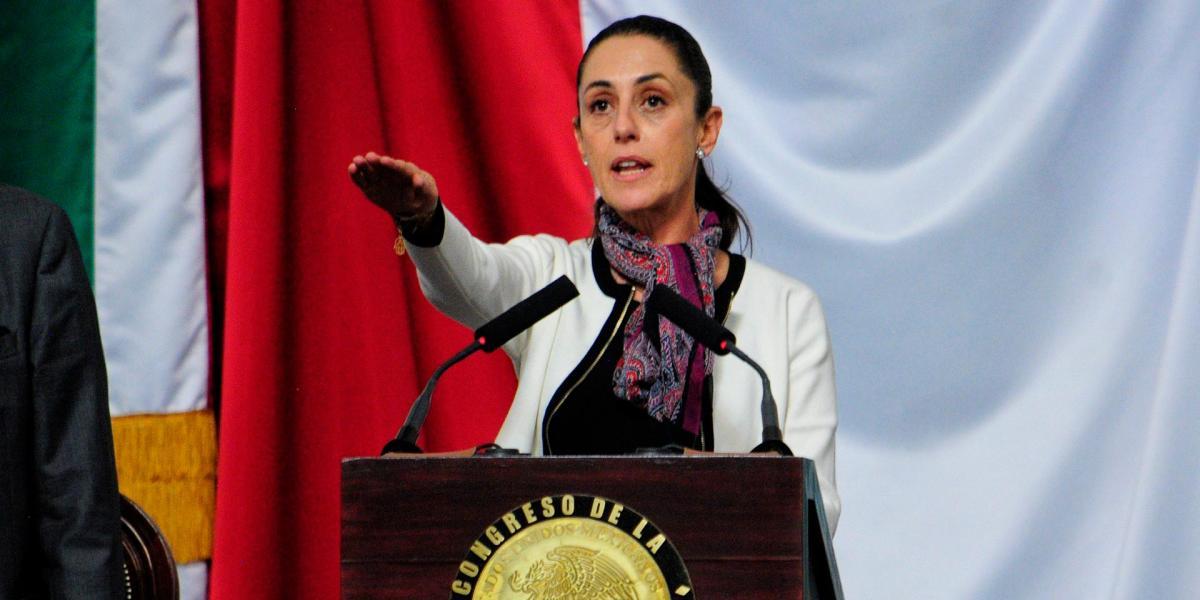 Cuestione   México   La CDMX estrena jefa de Gobierno