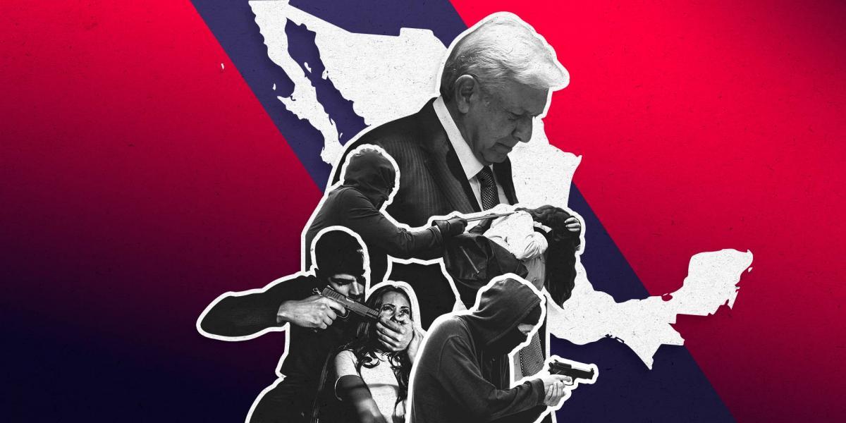 México | Estos son los estados con más homicidios en México