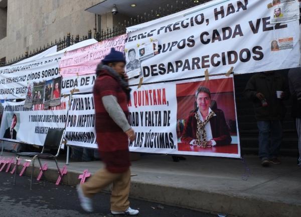 México | 34 mil víctimas de la delincuencia, a la deriva por crisis en la Comisión para atenderlas