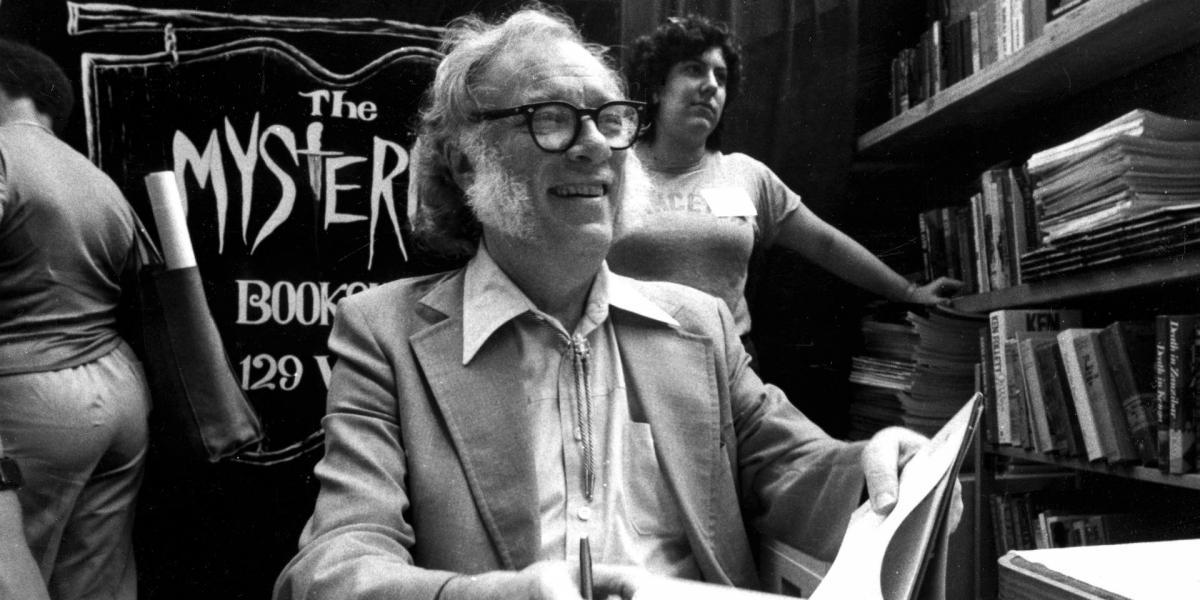 Cuestione   Global   El año 2019, según Isaac Asimov