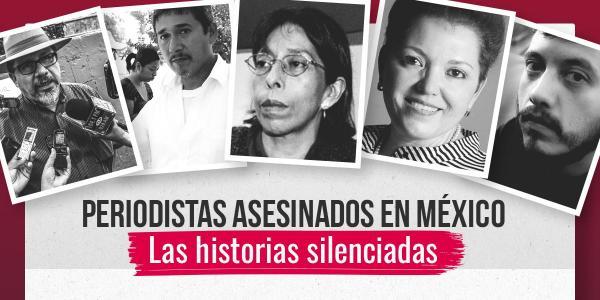 A Fondo | 50 historias de periodistas asesinados este siglo