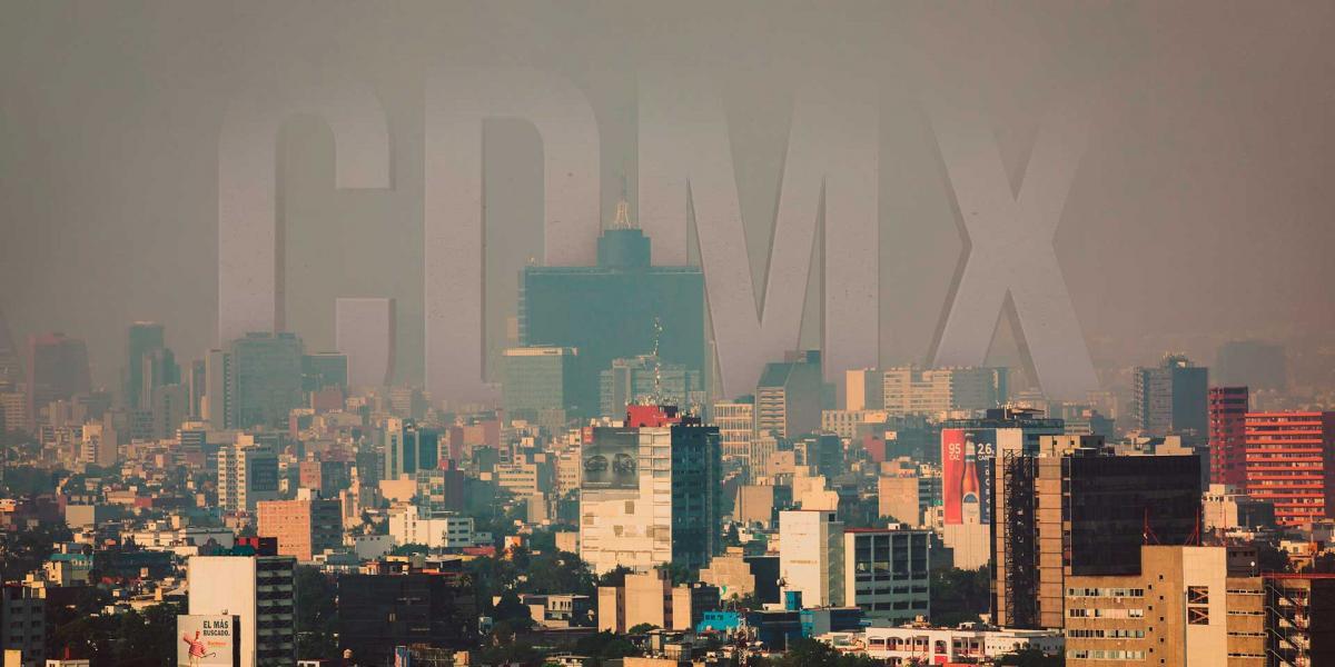 Cuestione | México |  La contaminación en la CDMX, peor de lo que creemos