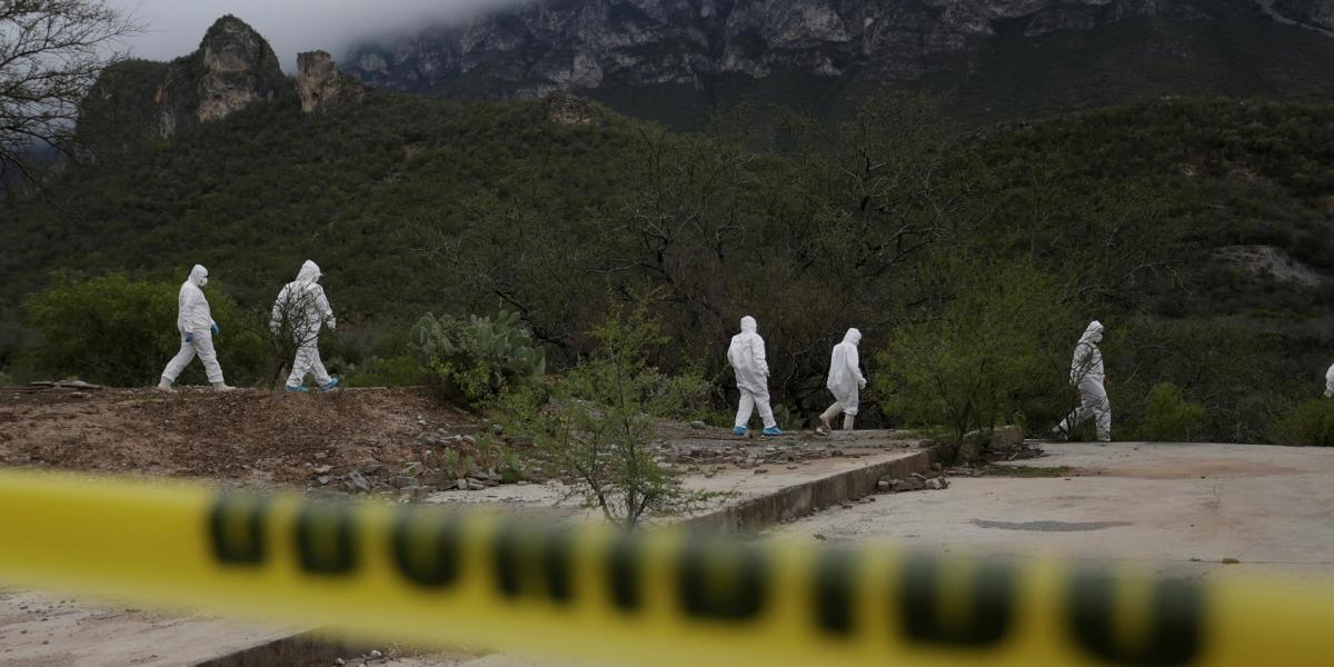 Cuestione   México   2018: un año de fosas clandestinas