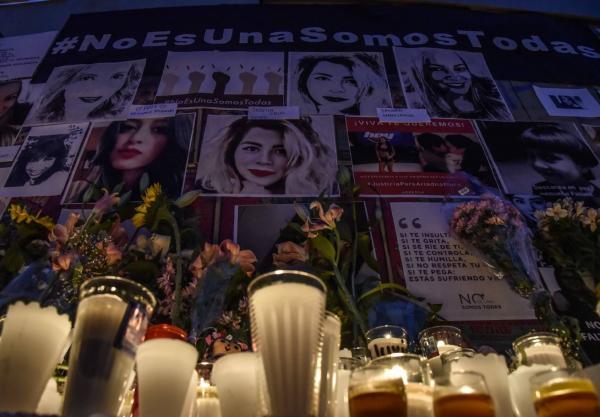 México | 76 de cada 100 feminicidas están libres en México
