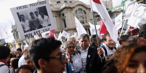 Cuestione   México   A 50 años del 2 de octubre