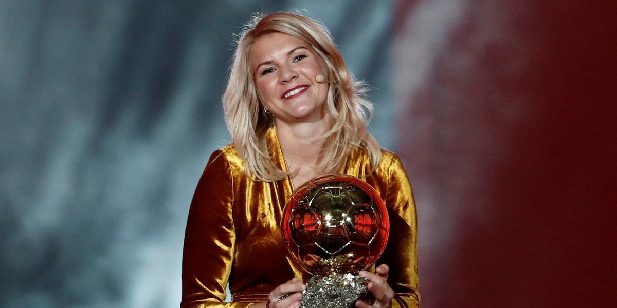 Cuestione   Global   Ada Hegerberg, la futbolista de oro