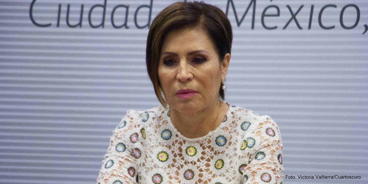 Cuestione   México   Yo no necesito perdón: Rosario Robles