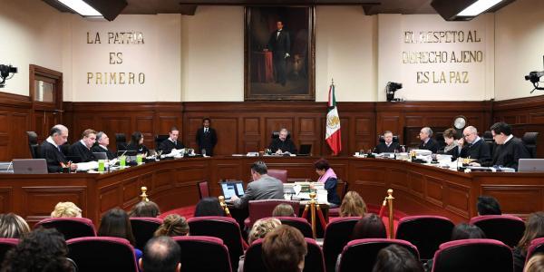 Cuestione   México   Adiós Ley de Seguridad Interior