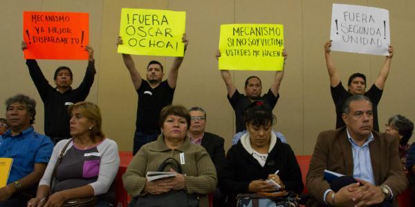 México | Agresiones contra activistas y periodistas: una emergencia nacional