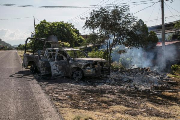 México | Aguililla, cuna de la guerra contra el narco y del fracaso de tres gobiernos