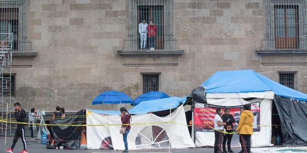 México | Ahora la CNTE exige a AMLO que reconozca su plan alternativo de educación