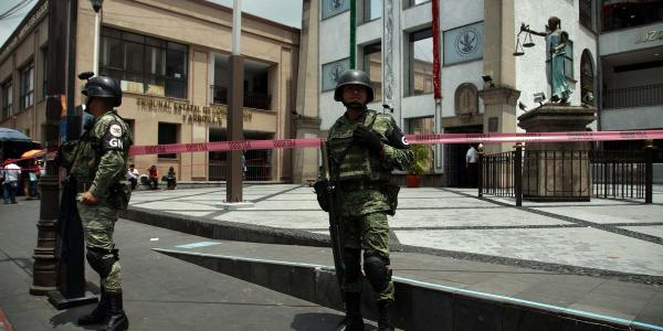 A Fondo | AMLO pide en 2020 menos recursos para Seguridad Nacional que EPN en 2015