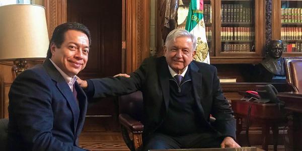 "México | AMLO ""tiró línea"" a legisladores"