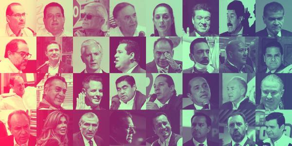 México | Así enfrentan los gobiernos estatales al COVID-19