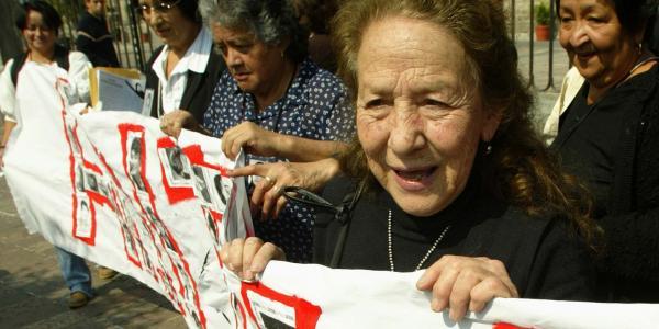 México | Así ha crecido el movimiento de personas desaparecidas desde 1970