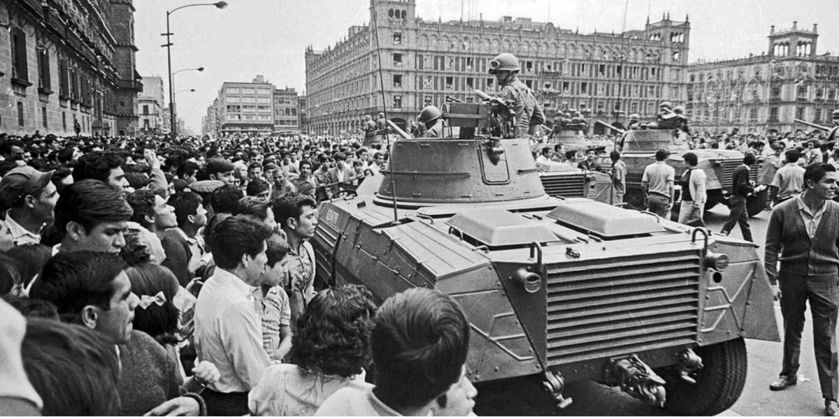 Cuestione   México   Lo que no sabes sobre la CIA y el  68
