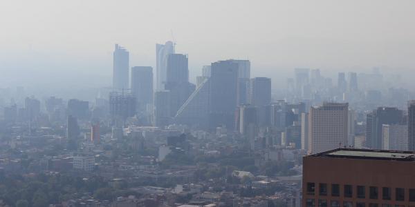 Cuestione   México   Autoridades suspenden contingencia ambiental