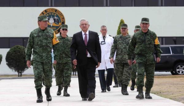 México | Ayer morenistas rechazaban la militarización, hoy apoyan la decisión de AMLO