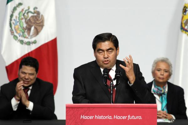 México | Barbosa se olvidó de los derechos de las mujeres