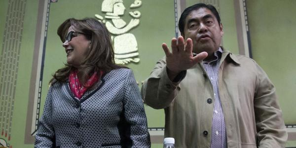 Cuestione   México   Barbosa será el candidato de Morena en Puebla