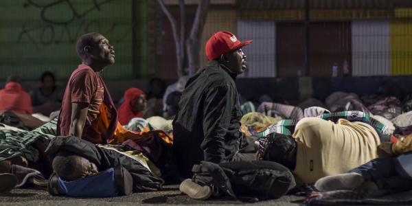 Cuestione   México   Caravana Migrante en México ¿desde África?