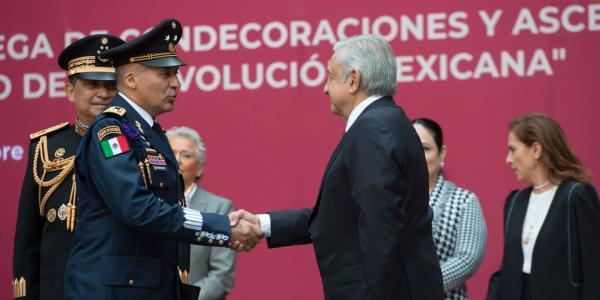 México | Caso Tlatlaya mancha primer ascenso de militares en la era AMLO