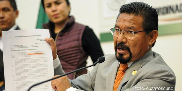 Cuestione   A Fondo   Charrez y Castañón: ¿Ejemplos de impunidad?