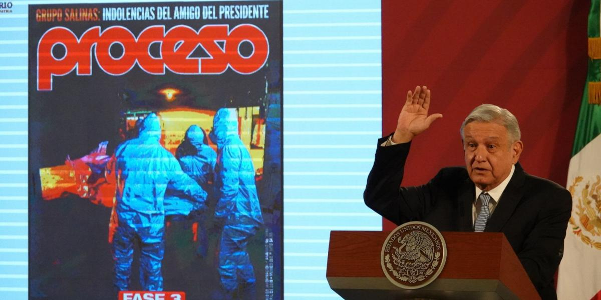 México | ¿Cuál es la función de los medios y su relación con el poder?