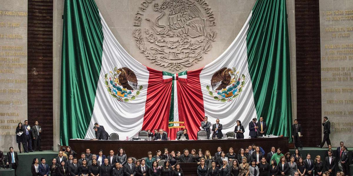Cuestione   México   A todo esto, ¿qué es la toma protesta?